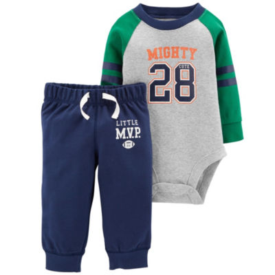 Carter's 2-pc. Bodysuit Set - Baby Boys