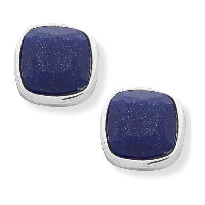 Chaps 8.4mm Stud Earrings