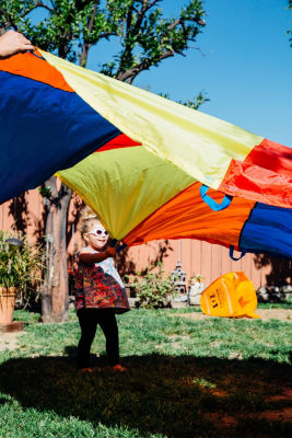 Pacific Play Tents Playchute 10 Ft Parachute