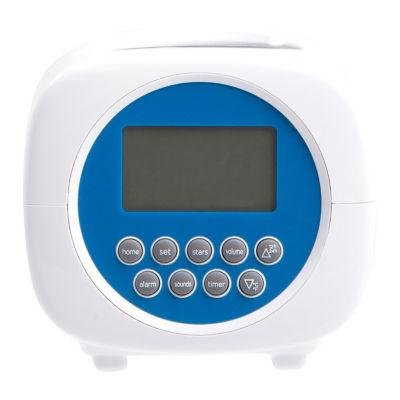 Discovery Kids Projection Alarm Clock Sound Machine
