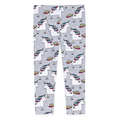 Okie Dokie Knit Leggings - Toddler Girls