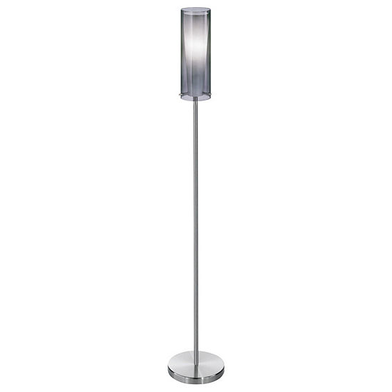 Eglo Pinto Nero Floor Lamp