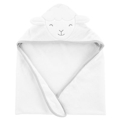 Carter's Little Baby Basics Hooded Towel