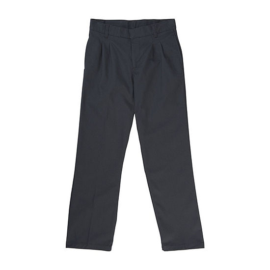 French Toast Relaxed Fit Pleated Pant Boys 4 20