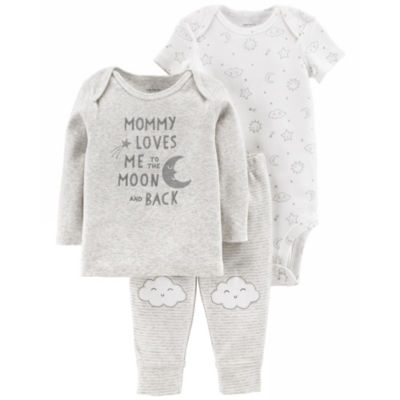Carter's Unisex 3-pc. Baby Clothing Set-Baby