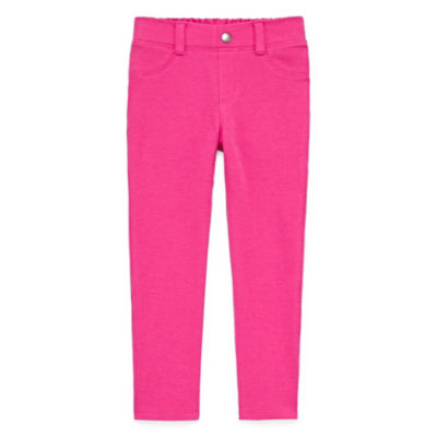 Okie Dokie Pull-On Ponte Pants Girls