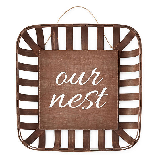 JCPenney Home Medium Our Nest Basket