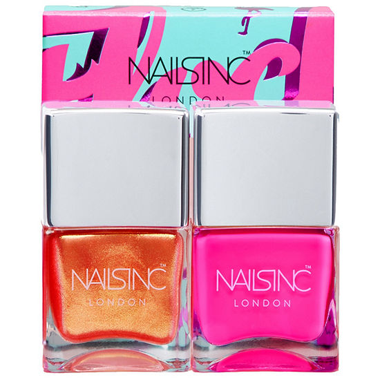 NAILS INC. Flock You Nail Polish Duo