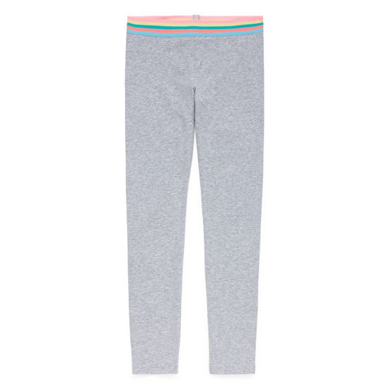 Arizona Knit Capri Leggings - Preschool Girls