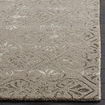Safavieh Dip Dye Collection Jacinda Damask SquareArea Rug