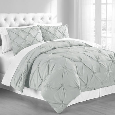 Cathay Home Comforter Set.