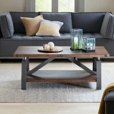 INK + IVY Lancaster Coffee Table