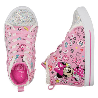 Disney Minnie Girls Walking Shoes