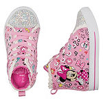 Disney Collection Minnie Toddler Girls Walking Shoes