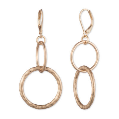Chaps 57.2mm Hoop Earrings