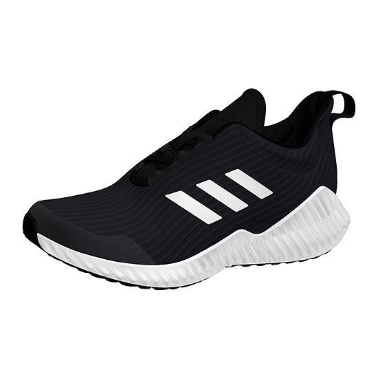 uk availability 5e2b2 e51ca adidas Fortarun Wide K Boys Running Shoes Lace-up - Big Kids