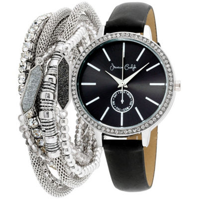 Womens Black Bracelet Watch-St2399s695-362