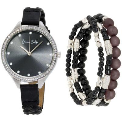 Womens Black Bracelet Watch-St2143s689-003