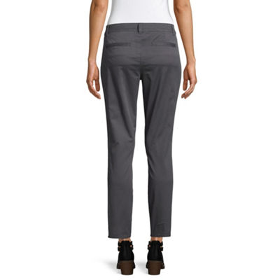 a.n.a Chino Flat Front Pants - Tall