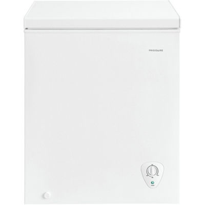 Frigidaire 5 cu.ft Chest Freezer White