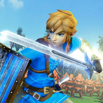 Nintendo Switch Hyrule Warriors: Definitive Edition Video Game