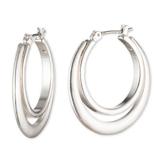 Chaps 27mm Hoop Earrings