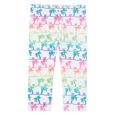Arizona Knit Capri Leggings Girls