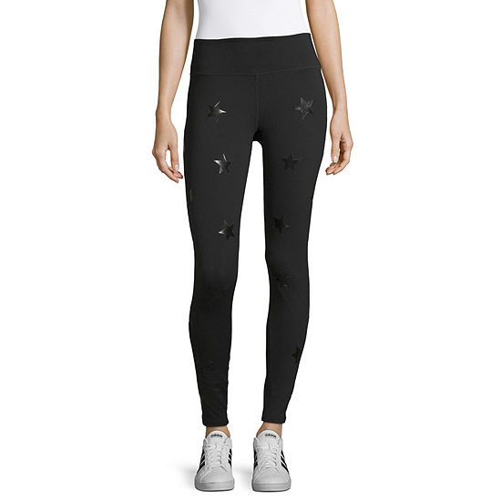 Xersion Gloss Star Leggings