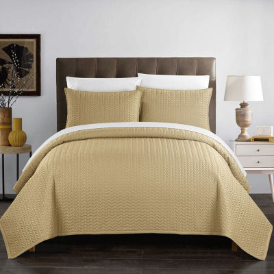 Chic Home Weaverland 5-pc Quilt Set