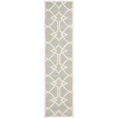 Safavieh Capri Collection Cindra Geometric RunnerRug
