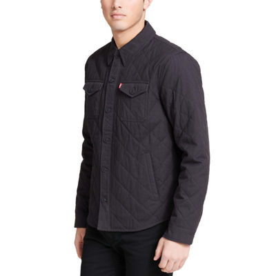 Levi's® Cotton Quilted Shirt Jacket