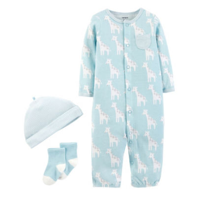 Carter's Little Baby Basics 4-pc. Layette Set-Baby Boys