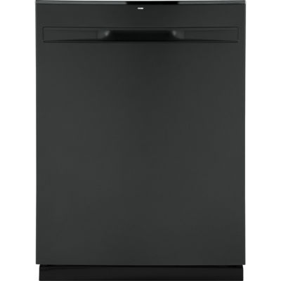 GE® ENERGY STAR® Hybrid Stainless Steel Interior Dishwasher with Hidden Controls