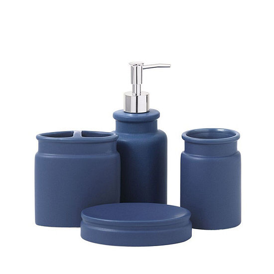 Taylor 4 Pc. Bath Accessory Set