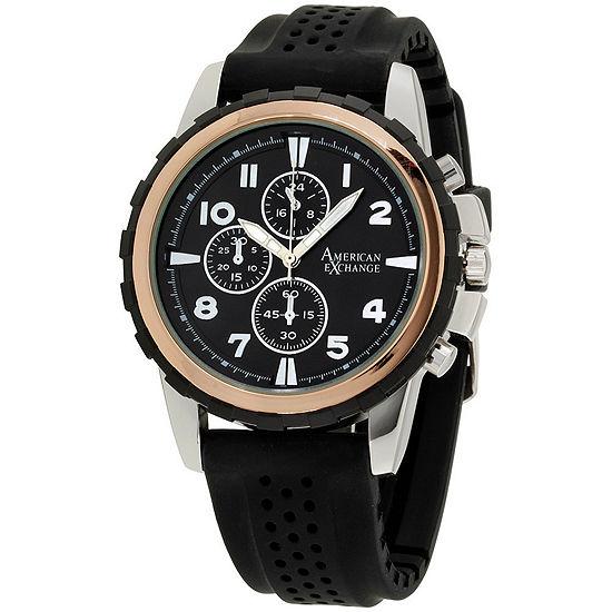 Womens Black Bracelet Watch-Mst5412s100-264