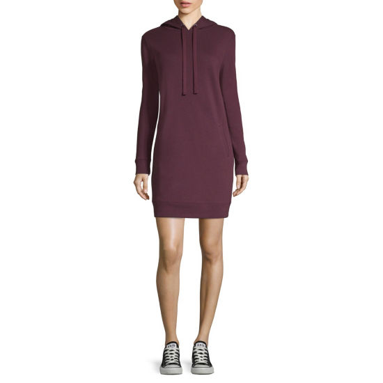 Xersion Hoodie Sweatshirt Dress