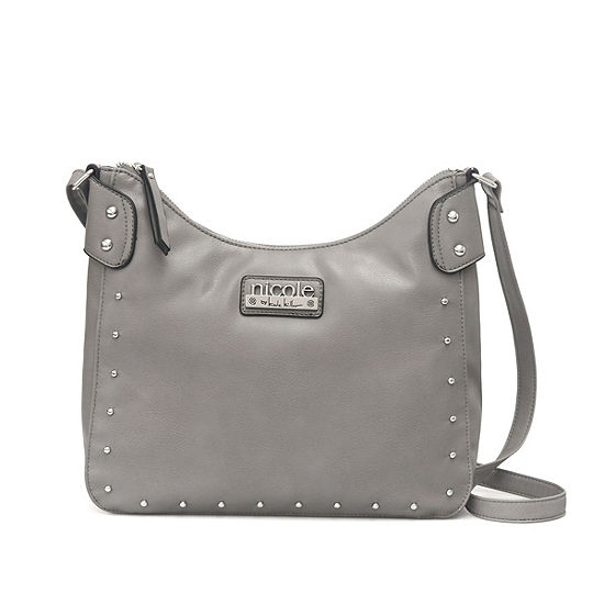 Nicole By Nicole Miller Emma Hobo Bag - JCPenney f80ff4285c0f6