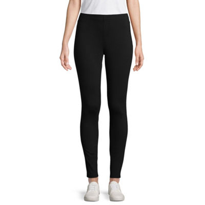 St. John's Bay Ponte Leggings-Tall
