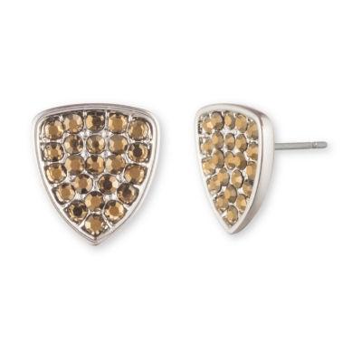 Chaps Stud Earrings