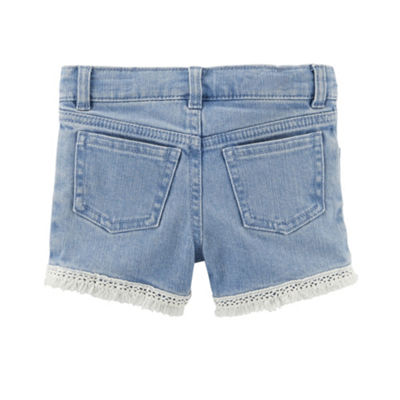 Carter's Girls Chino Short Preschool