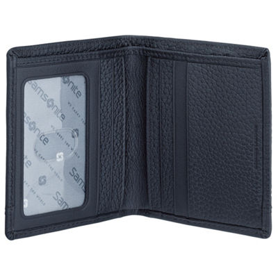 Samsonite Mens Flip Fold Wallet