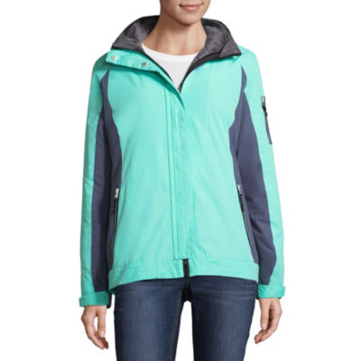 Free Country Hooded Water Resistant Heavyweight 3-In-1 System Jacket