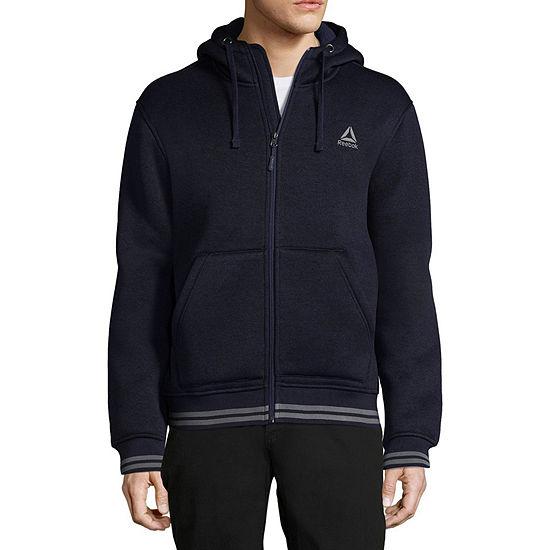 Men's Reebok Midweight Fleece Jacket