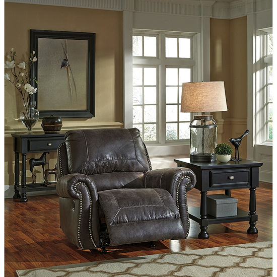 Signature Design By Ashley® Breville Recliner