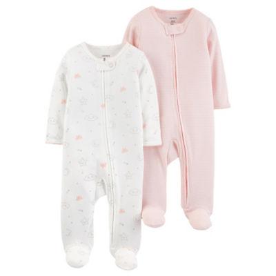 Carter's Little Baby Basics 2-pc. Layette Set-Baby Girls