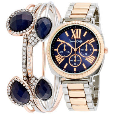 Womens Rose Goldtone Bracelet Watch-St2406s695-826