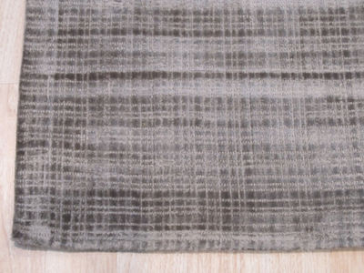 Handwoven Viscose Contemporary Solid Milano Rug