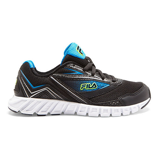 Fila Volcanic Boys Running Shoes Lace-up - Little/Big Kids