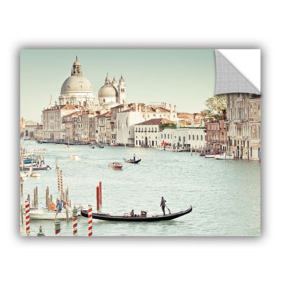 Grand Canal Removable Wall Decal