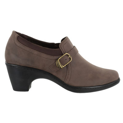 Easy Street Womens Tawny Shooties Slip-on Round Toe